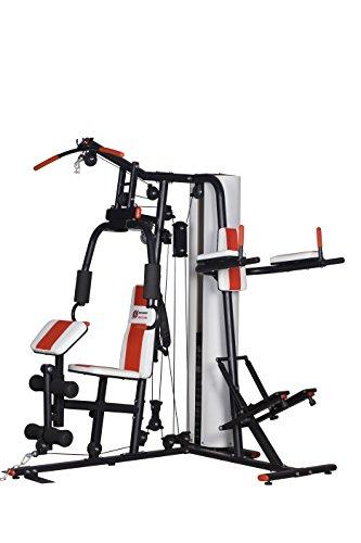Schmidt Sportsworld–Forza Station Top Gym ST 2, Nero/Bianco/Rosso, 95.0085