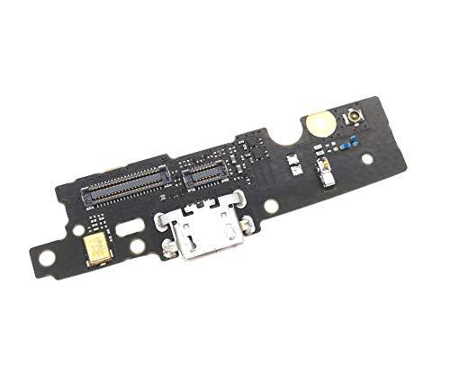 PHONSUN Replacement Charging Board/Flex Cable for Motorola Moto E4 XT1767 XT1768 (for Fingerprint Version E4)