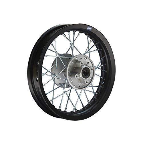 HMParts Pit/Dirt Bike/Cruzar - llanta de Aluminio Anodizado 12 Trasero S