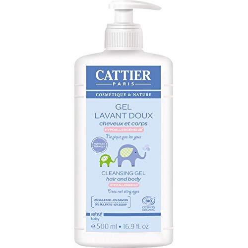 Cattier shampoo, per stuk verpakt (1 x 1 stuks)