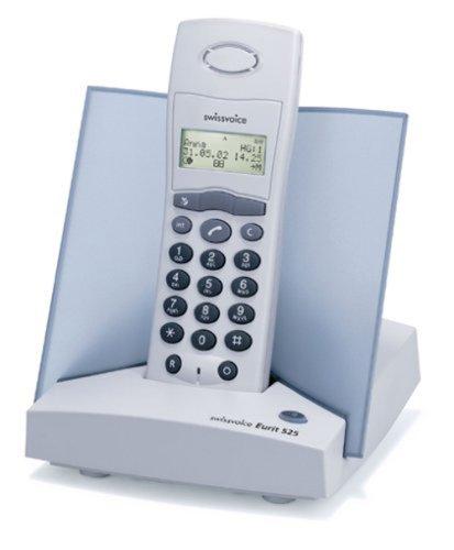 Swissvoice Eurit 525 - Teléfono inalámbrico (sin Base de Carga)