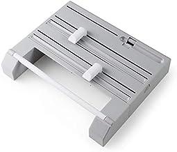Prateleira de armazenamento de cozinha, dispensadores de rolo de cozinha, dispensador de plástico para filme de plástico, ...