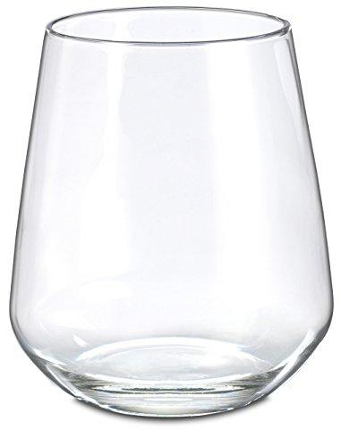 Vasos Cristal marca Borgonovo