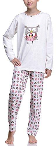 Timone Pijama Conjunto Camisetas y Pantalones Vestidos de Cama Niña Adolescente 210