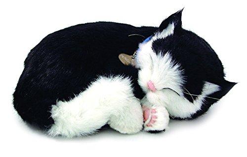 Perfect Petzzz Soft schwarzweiße Katze