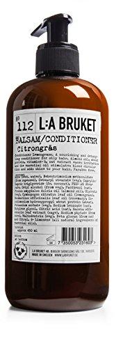 L:A BRUKET 112 Mujeres 450 ml Non-professional hair conditioner - Acondicionadores (Mujeres, 450 ml, Non-professional hair conditioner, Cabello graso, Nutritiva, Frasco dispensador)