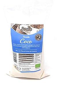Harina de Coco - 250g - Farinha de Coco - Biologico