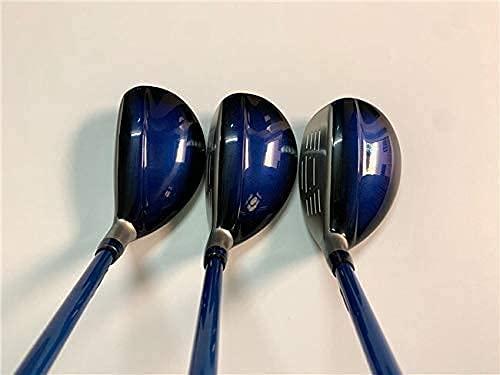 TopRATED MP1100 Hybrid MP1100 Golf Hybrid MP1100 Palos de Golf 18/20/23/26 Grados Eje de Grafito con Tapa de Cabezal