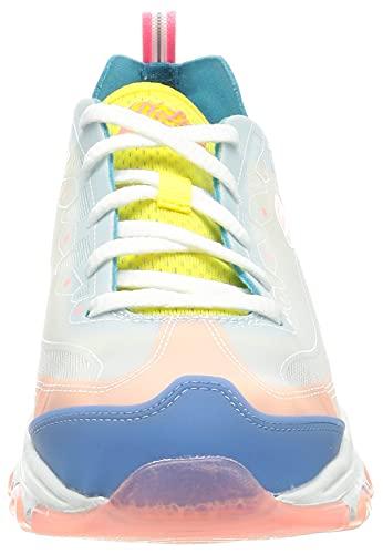 Skechers D'LITES Fresh Air, Zapatillas Mujer, Pkmt, 37 EU