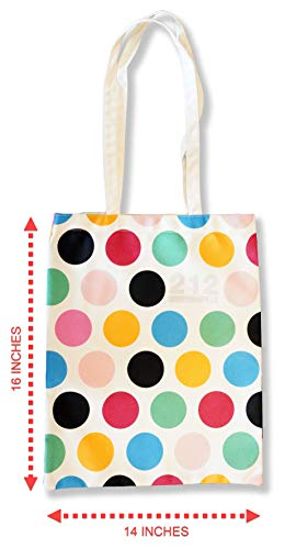 Carolina Herrera 212 Shopping Tote Bag
