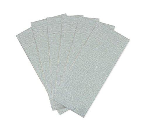ビッグマン(Bigman) 紙ヤスリ 6枚セット #400 S-209 電動サンダー 取り付け可能 紙やすり サンドペーパー 研磨