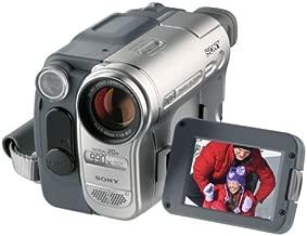 Sony DCR-TRV460 20x Optical Zoom 990x Digital Zoom Hi8 Camcorder (Discontinued by Manufacturer)