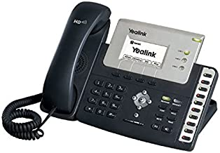 $40 » Yealink YEA-SIP-T26P Advanced IP Phone with POE (Certified Refurbished)