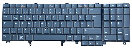 NExpert Orig. QWERTZ Tastatur für Dell Latitude E5520 E5530 M6600 DP/N: 0J8NYG Series DE Neu
