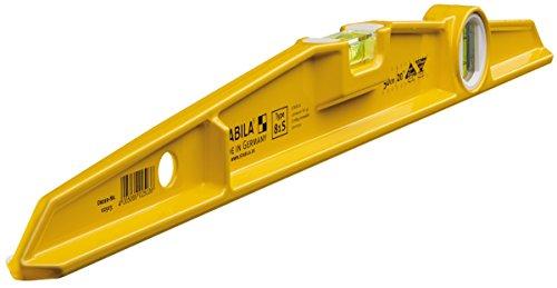 Stabila 02503 81S Wasserwaage, gelb, 50 cm