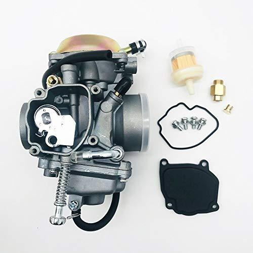 Kunyun Carburador para 425 1995-1998 500 1999-2009 500 2x4 4x4 6x6 2001-2008 ATV QUAD