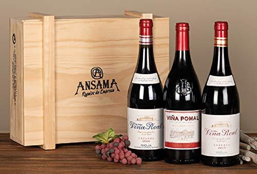Surtido Vinos Rioja Ref. 178