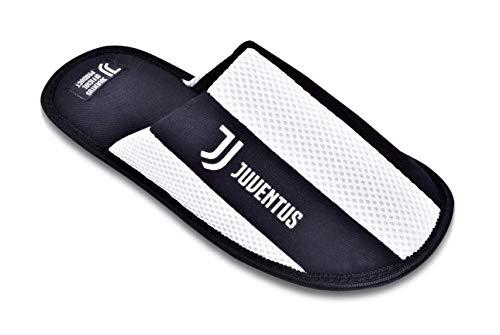 MATTIOLI Pantofole Squadre Calcio Juventus, New Logo