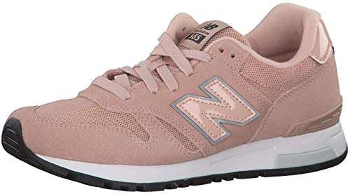 New Balance 565 Sneakers Donne Rosa - 37 1/2 - Sneakers Basse