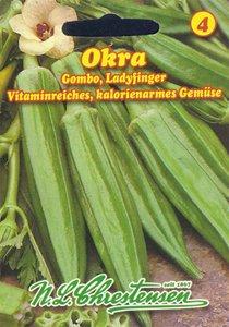 Okra (Portion)