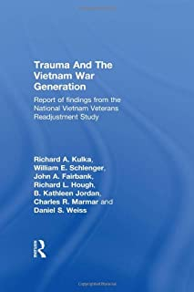 Trauma And The Vietnam War Generation: Report Of Findings From The National Vietnam Veterans Readjustment Study
