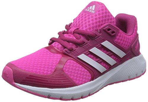 adidas Damen Duramo 8 W Laufschuhe, Pink (Shock Pink/ftwr White/bold Pink),  38 2/3 EU (5.5 UK)