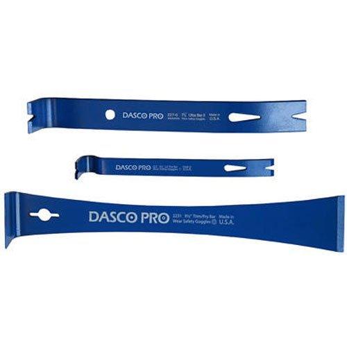 Dasco Pro 91 Pry Bar Set, 3-Piece
