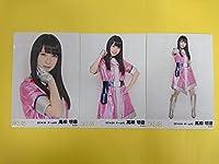 SKE48高柳明音月別ランダム写真3種2014.042014年4月