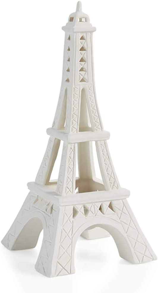 Eiffel Tower Candle Votive Lantern - Ranking TOP14 Paint Ceramic Your Own Keep Choice