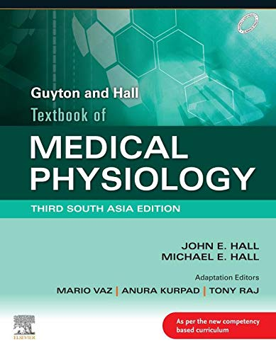 Guyton & Hall Textbook of Medical Physiology_3rd SAE-E-book: Third South Asia Edition (English Edition)