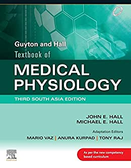 Guyton & Hall Textbook of Medical Physiology_3rd SAE-E-book: Third South Asia Edition