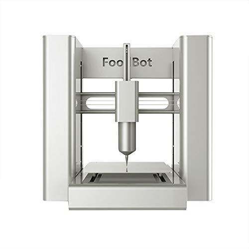 XINSHAN FoodBot DIY Desktop Rapid Prototyping Food 3D Printer For edible food, chocolate With single nozzle