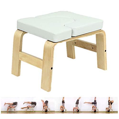 Q&Z Headstand Sgabello,Panca Yoga Inversion Chair per Pratica Yoga Yoga Aids Workout Chair Inversione Sgabello Sedia per Famiglia E Palestra per Il Corpo Perfetto