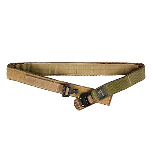 Best Deals! United States Tactical UST-BLT00203L Operator Belt, Olive Drab, Large