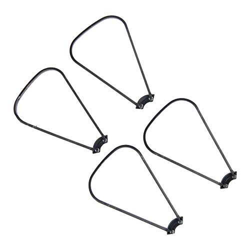 Hellery 2 Pares de Protectores de Hélice de Plástico para LS-XT6 RC Quadcopter DIY Parts