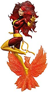DIAMOND SELECT TOYS Marvel Gallery X-Men Dark Phoenix Figure SDCC 2017 PVC Dioarama - Exclusive Limited Ediition out of 6,000