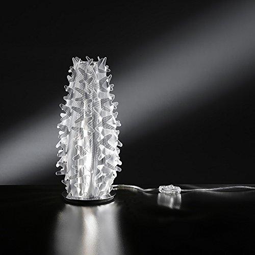 Slamp Kaktus Tischleuchte, transparent, 16,5 cm