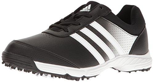 adidas Women's Tech Response Golf Shoe, Black, 5 M US