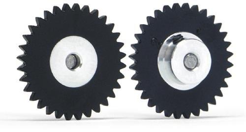 Slot.It GS1832-PL Couronne 32 dents plastique Ø18mm pour moteur Sidewinder