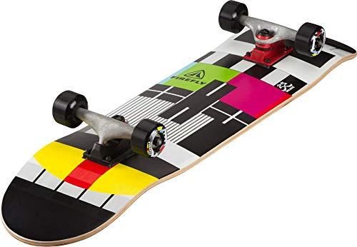 Firefly Persicope Skateboard, Schwarz, One Size