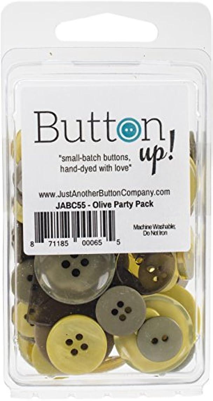 Button Up! JABC5531 Party Pack, Olive