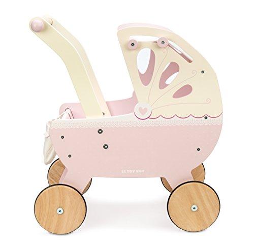Le Toy Van Honeybake schattige dromen, kinderwagen, van hout