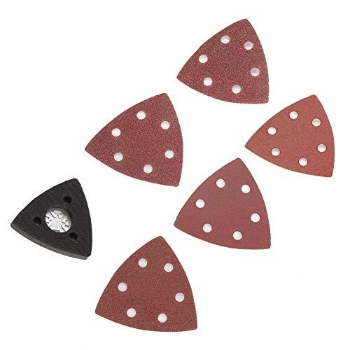 Hojas de Lija para Ratón Triangular Detail