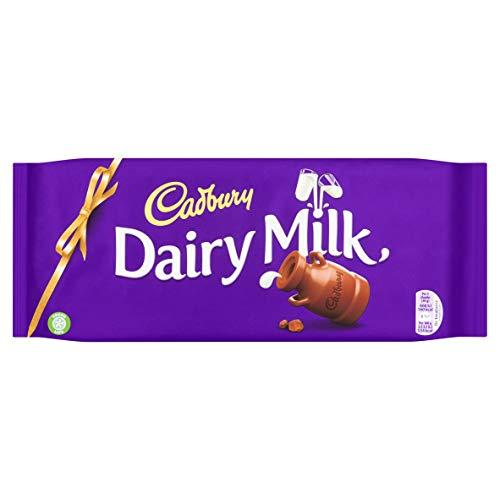 Cadbury Milchprodukte Schokoladenriegel, 360g