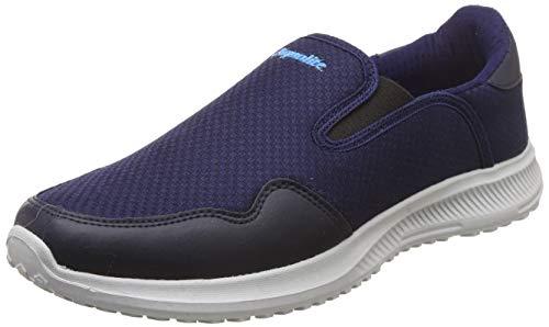 Aqualite Men's Dark Grey/Orange Running Shoes-7 UK/India (41 EU) (MAX-103)