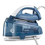Taurus 918688000 Sliding Pro 2400-Centro de Planchado Non Stop de Rellenado Continuo sin desconectar, Elimina el 99,9999% de Virus y bacterias, 120 g/min, 1.5L, 2400 W, Cerámica
