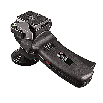 Manfrotto Grip Action Ball Head Fluid Ball Head for Camera Tripod in Magnesium Lightweight and Compact Photography Equipment for Content Creation Vlogging Photography