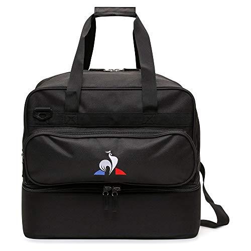 Le Coq Sportif Training Medium Sportbag Black Sac de Sport, Femme, Taille Unique