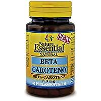 Beta-caroteno 8,2 mg 50 perlas.
