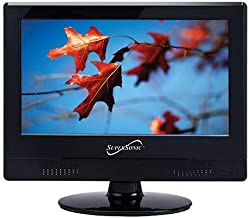 "Supersonic SC-1311 13.3"" Widescreen LED HDTV"